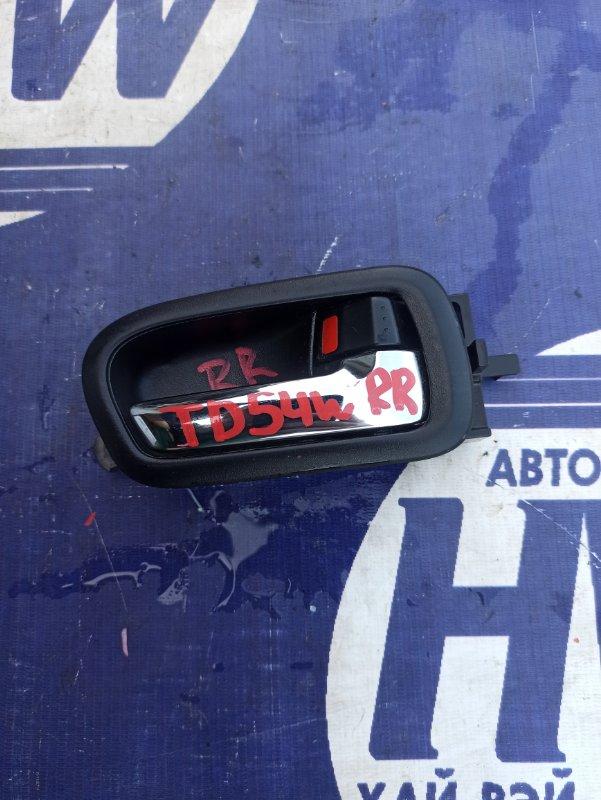 Ручка двери внутренняя Suzuki Escudo TD54W J20A задняя правая (б/у)