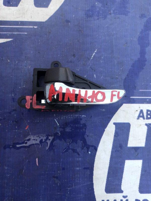 Ручка двери внутренняя Toyota Alphard MNH10 1MZ передняя левая (б/у)