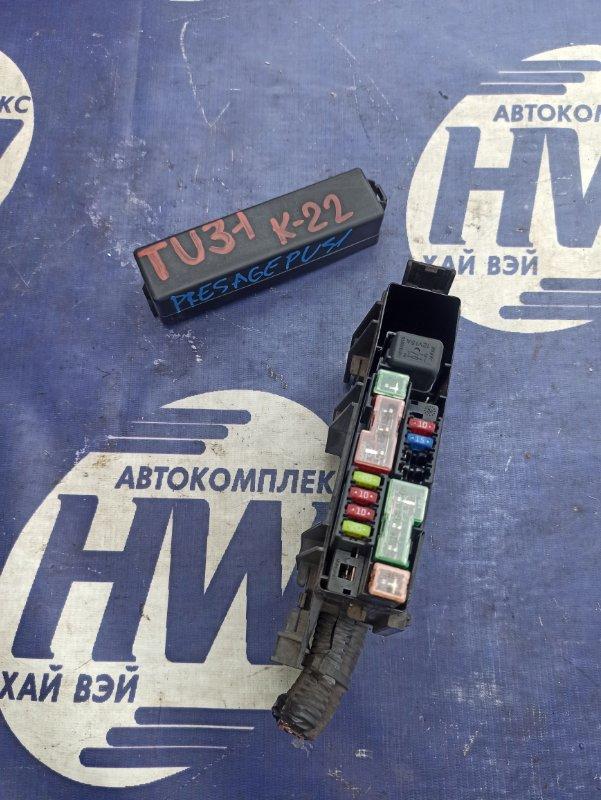 Блок предохранителей Nissan Presage TU31 QR25 (б/у)