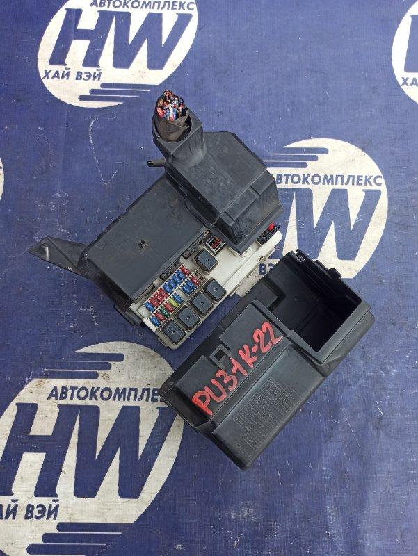 Блок предохранителей Nissan Presage PU31 VQ35 (б/у)