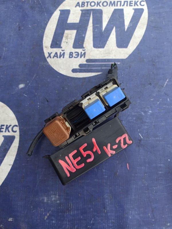 Блок предохранителей Nissan Elgrand NE51 VQ35 (б/у)