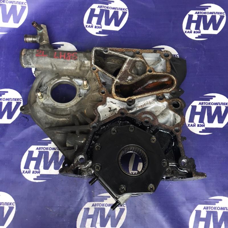 Масляный насос Toyota Hiace LH85 2L (б/у)