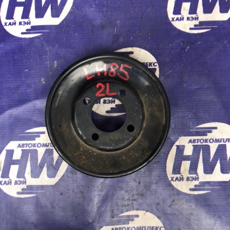 Шкив Toyota Hiace LH85 2L (б/у)