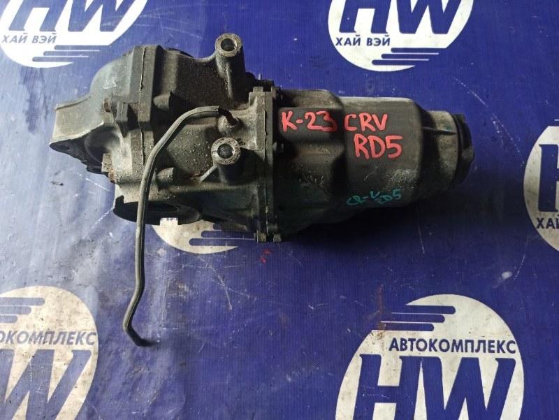 Редуктор Honda Cr-V RD5 K20A (б/у)