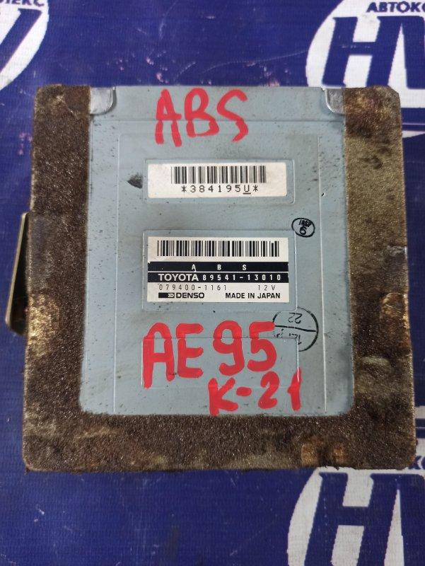 Блок управления abs Toyota Sprinter Carib AE95 4AFHE (б/у)
