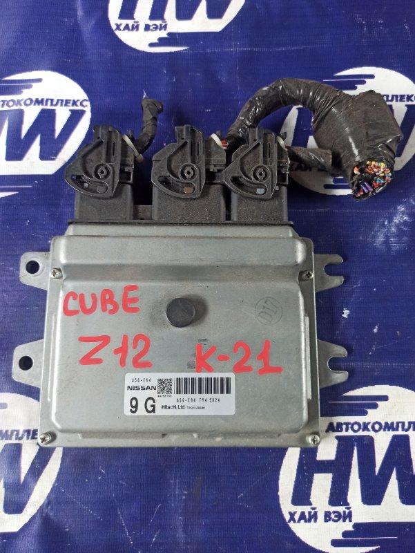 Блок управления акпп Nissan Cube Z12 HR15 (б/у)