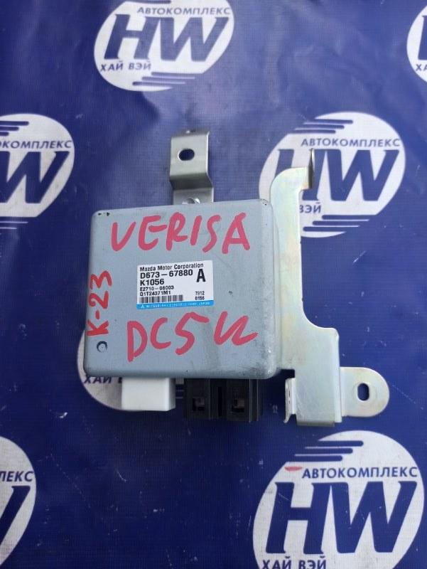 Блок управления рулевой рейкой Mazda Verisa DC5W ZY (б/у)