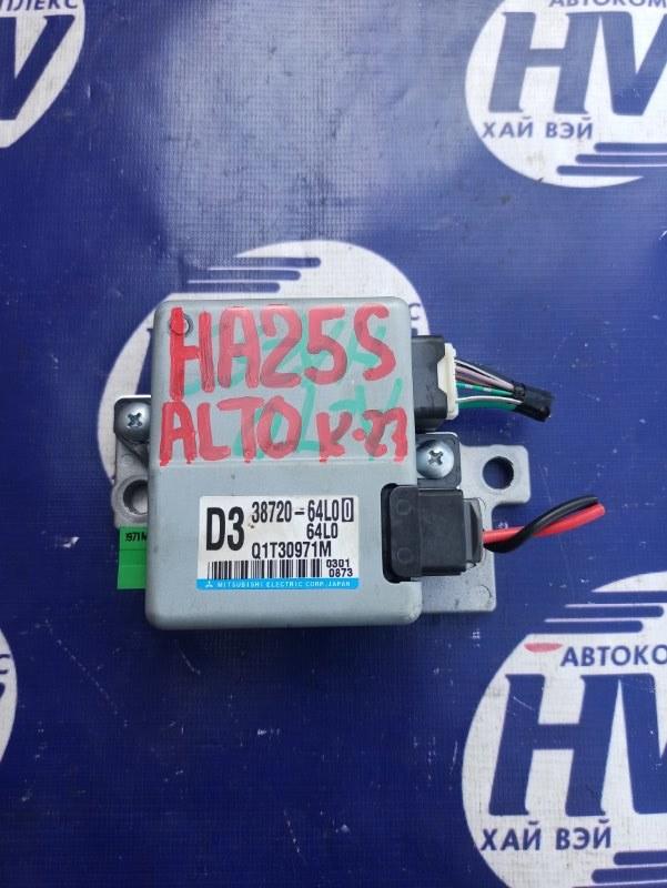Электронный блок Suzuki Alto HA25S K6A (б/у)