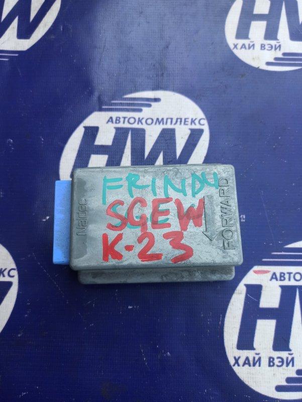 Электронный блок Mazda Bongo Friendee SGEW FE (б/у)