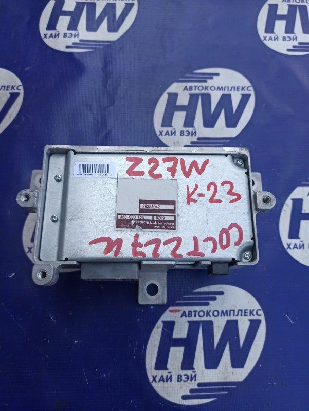 Блок управления рулевой рейкой Mitsubishi Colt Plus Z27W 4G15T (б/у)