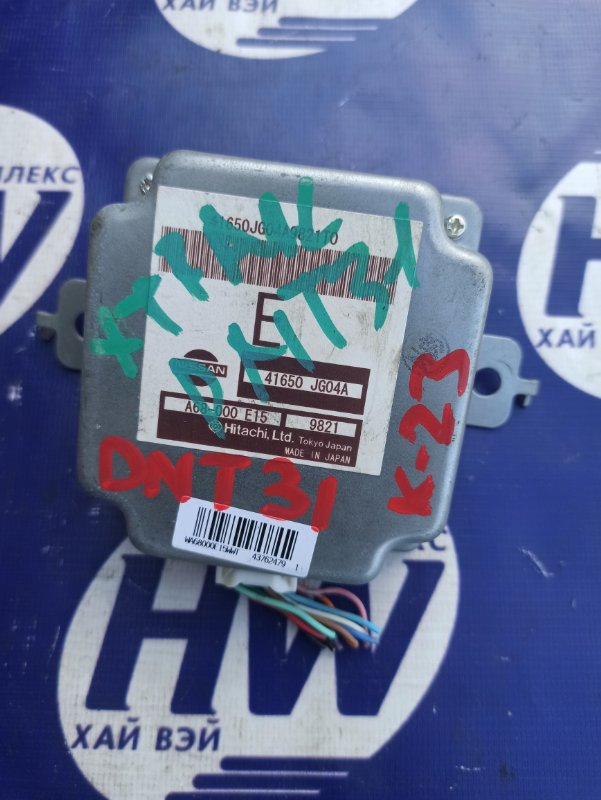 Электронный блок Nissan X-Trail DNT31 M9R (б/у)