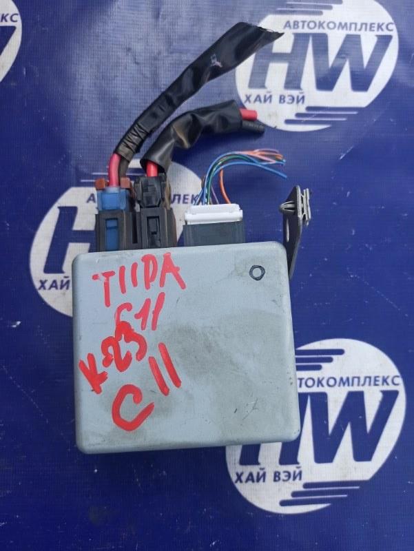 Блок управления рулевой рейкой Nissan Tiida C11 HR15 (б/у)