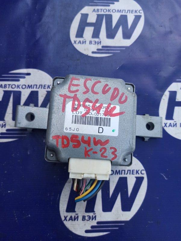 Блок управления 4wd Suzuki Escudo TD54W J20A (б/у)