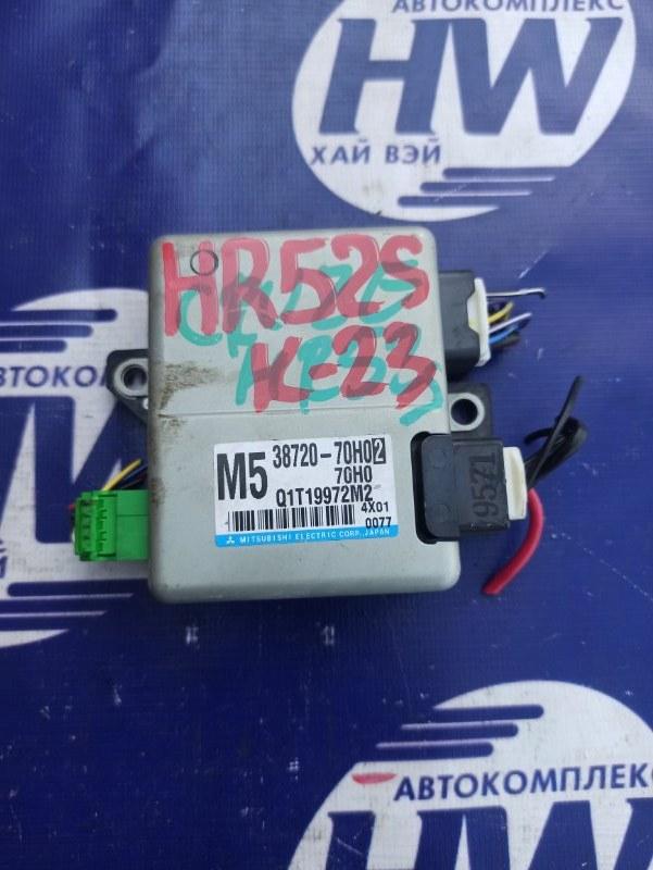 Блок управления рулевой рейкой Suzuki Chevrolet Cruze HR52S M13A (б/у)