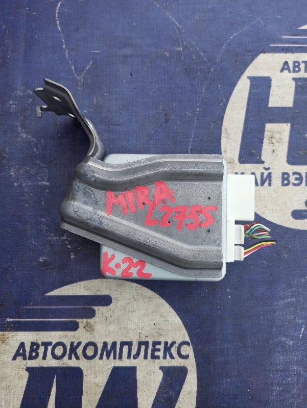 Блок управления рулевой рейкой Daihatsu Mira L275S KFVE (б/у)