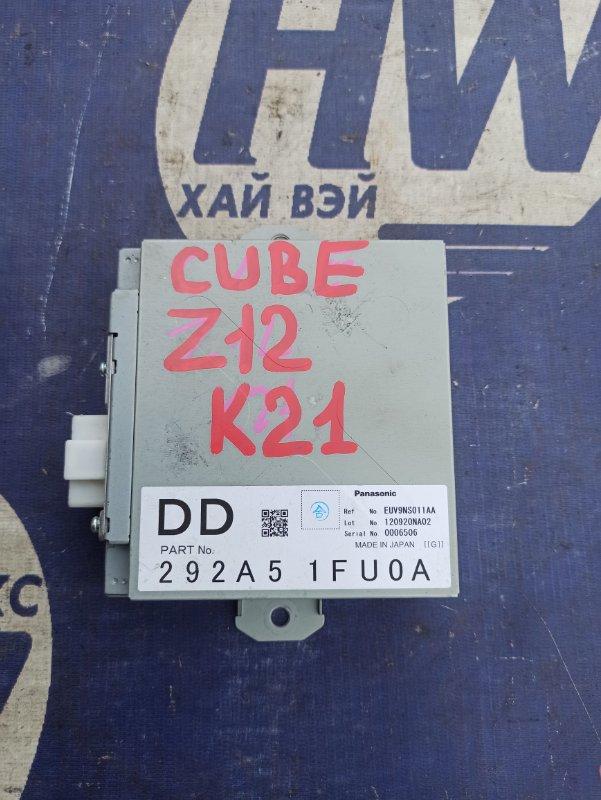 Электронный блок Nissan Cube Z12 HR15 (б/у)