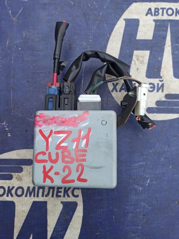 Блок управления рулевой рейкой Nissan Cube YZ11 HR15 (б/у)