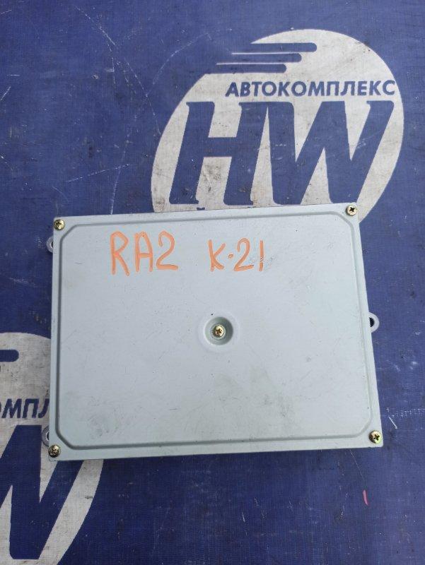 Блок управления efi Honda Odyssey RA2 F22B (б/у)