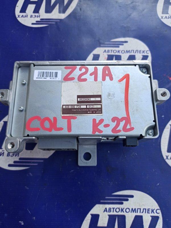 Блок управления рулевой рейкой Mitsubishi Colt Z21A 4A90 (б/у)