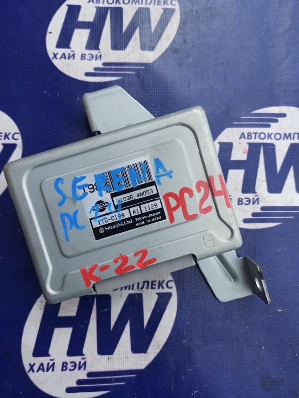 Блок управления акпп Nissan Serena PC24 SR20DE (б/у)