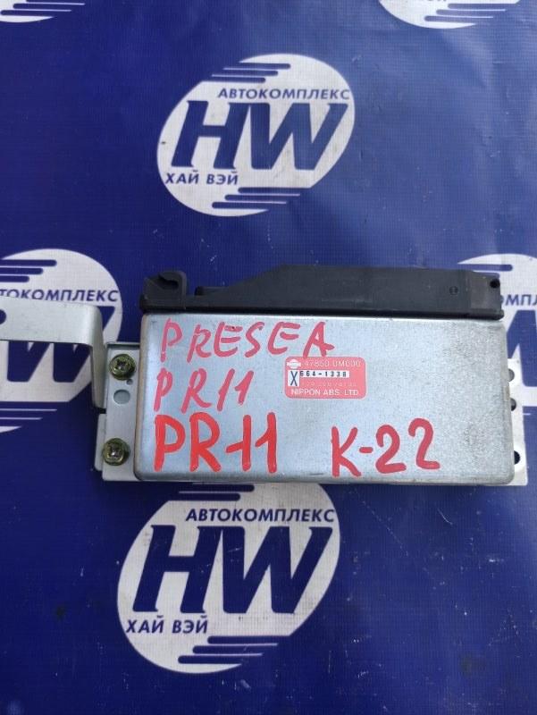Блок abs Nissan Presea PR11 SR18 (б/у)