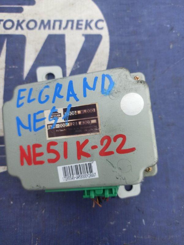 Блок управления акпп Nissan Elgrand NE51 VQ35 (б/у)