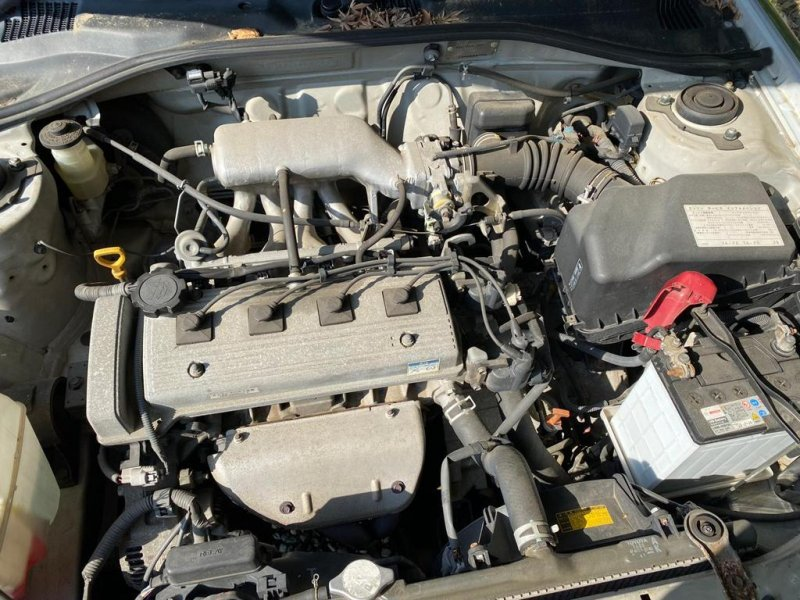 Двигатель Toyota Carina AT211 7A 1998 (б/у)