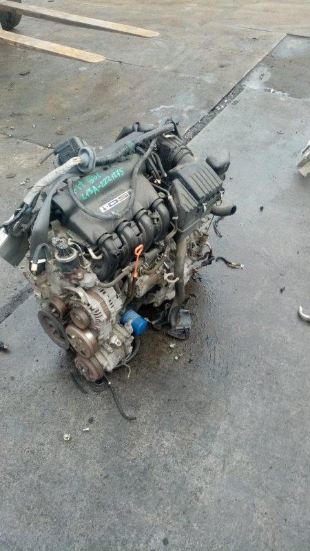 Двигатель Honda Fit GD1 L13A (б/у)
