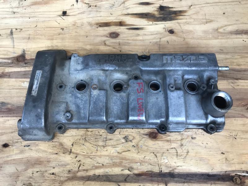 Клапанная крышка Mazda Mpv LWEW FS (б/у)