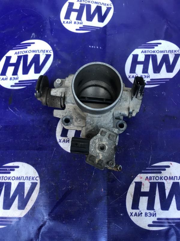 Дроcсельная заслонка Mazda Mpv LWEW FS (б/у)