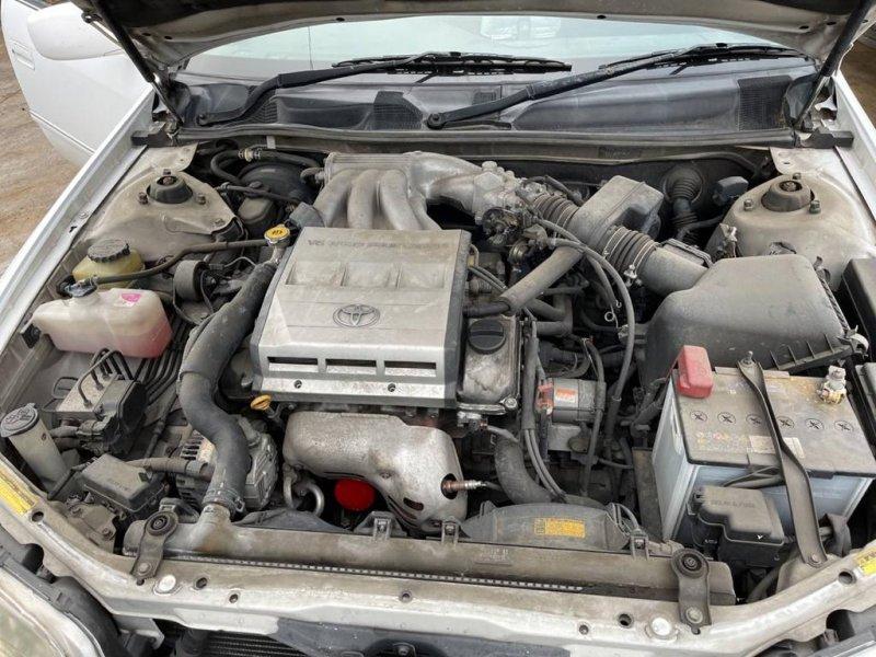 Двигатель Toyota Mark Ii Qualis MCV21 2MZ (б/у)