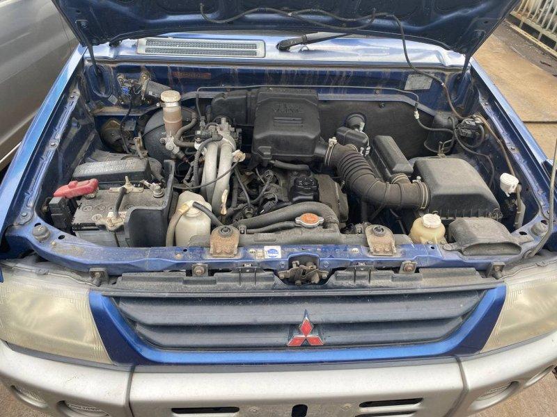Коробка Mitsubishi Pajero Mini H58A 4A30 (б/у)