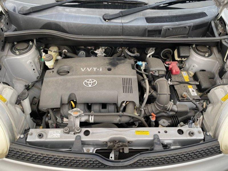 Двигатель Toyota Sienta NCP81 1NZ (б/у)