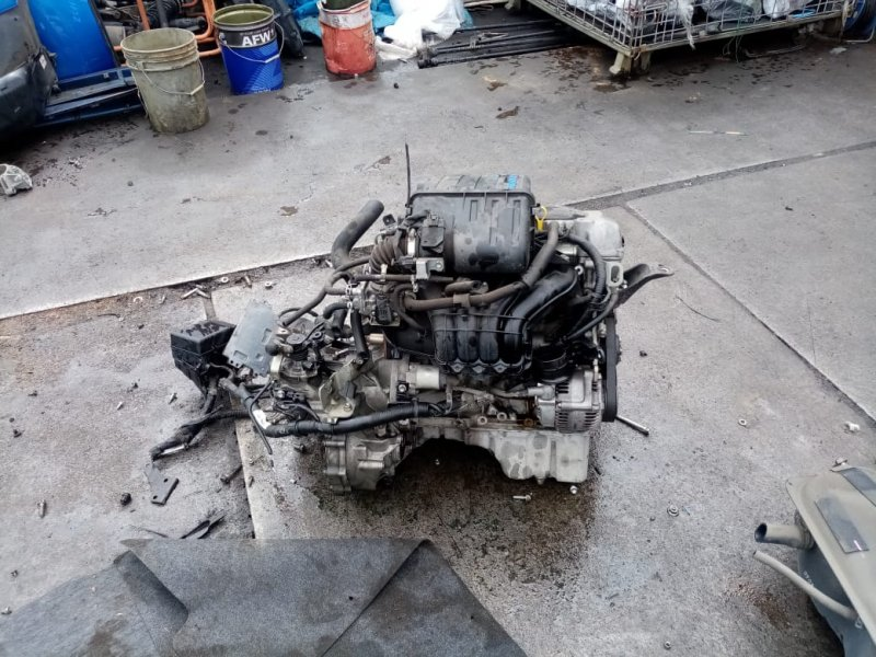 Двигатель Suzuki Swift ZC11S M13A (б/у)