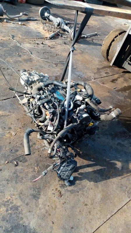 Двигатель Daihatsu Terios J111G EFDEM (б/у)