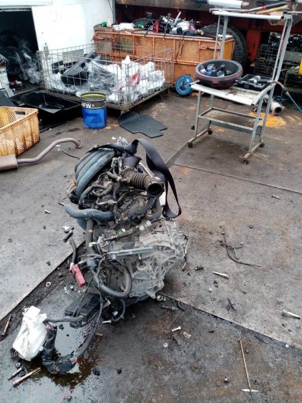 Автомат Nissan Tiida C11 HR15 (б/у)