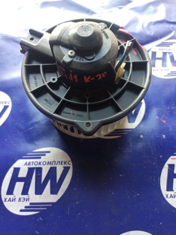 Мотор печки Honda Airwave GJ1 L15A (б/у)