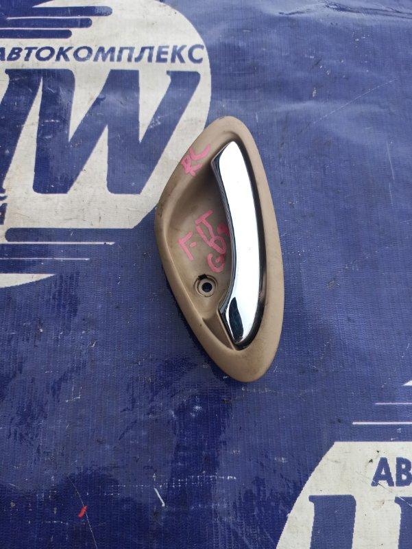 Ручка двери внутренняя Honda Fit GD1 L13A задняя левая (б/у)