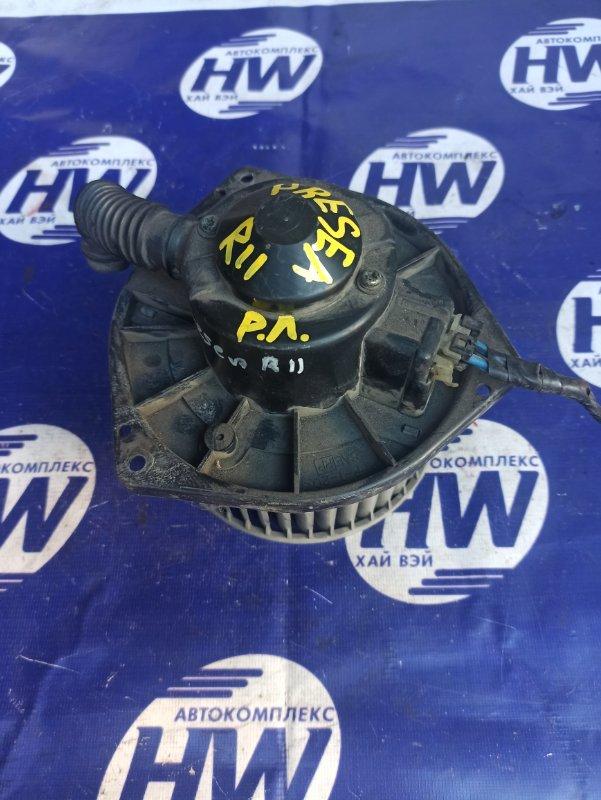 Мотор печки Nissan Presea PR11 SR18 (б/у)