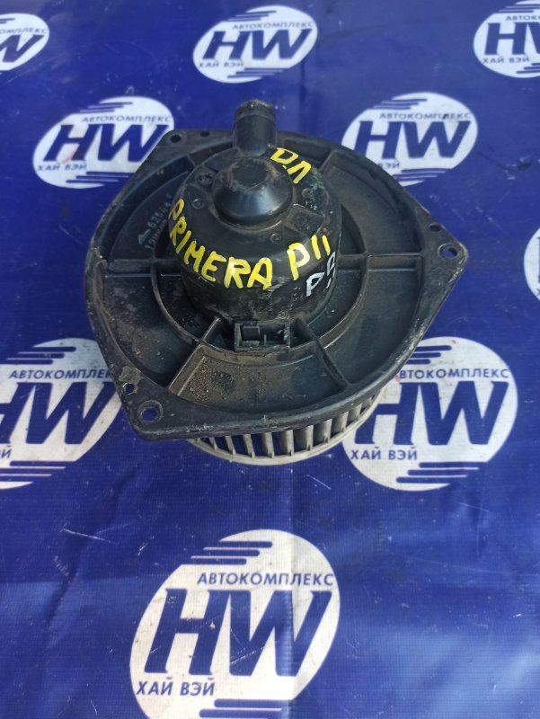 Мотор печки Nissan Primera P11 SR18 (б/у)
