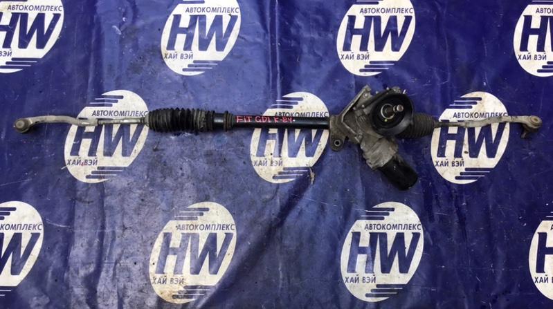 Рулевая рейка Honda Fit GD1 L13A (б/у)