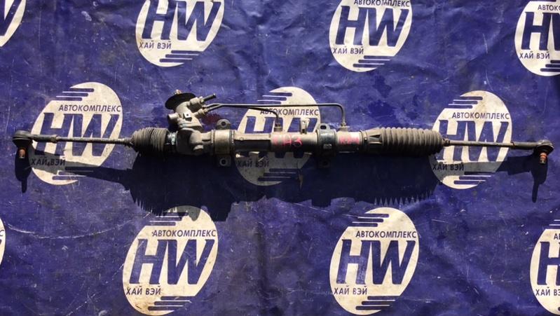 Рулевая рейка Honda Logo GA3 D13B (б/у)