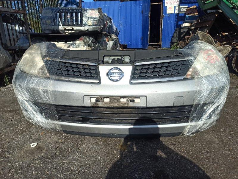 Ноускат Nissan Tiida C11 HR15 (б/у)