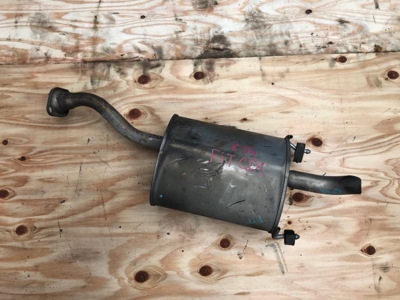 Глушитель Honda Fit GD1 L13A (б/у)