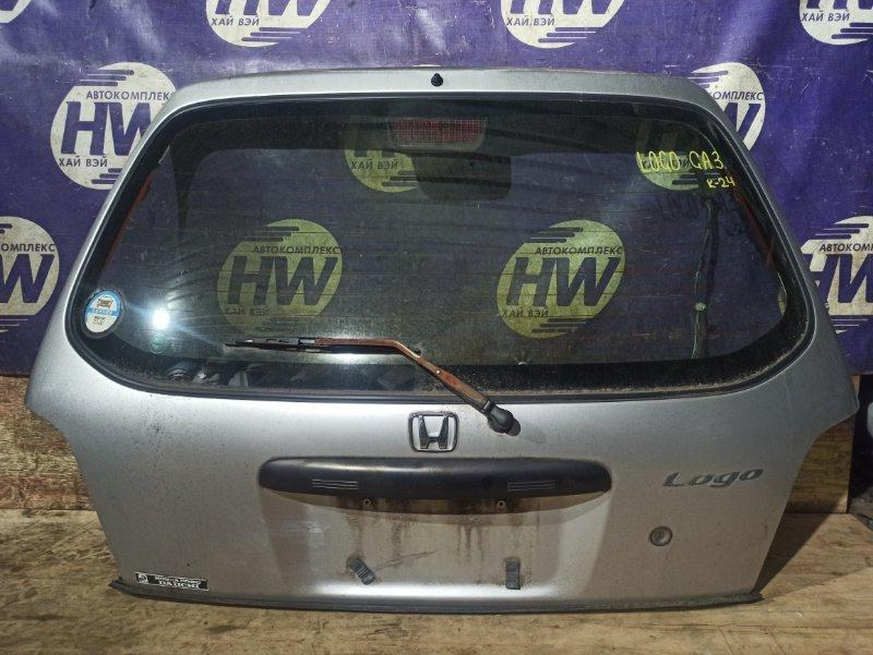Дверь 5-я Honda Logo GA3 D13B (б/у)