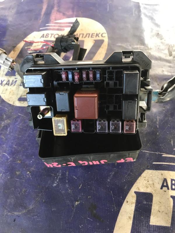 Блок предохранителей Daihatsu Terios Kid J111G EFDEM (б/у)
