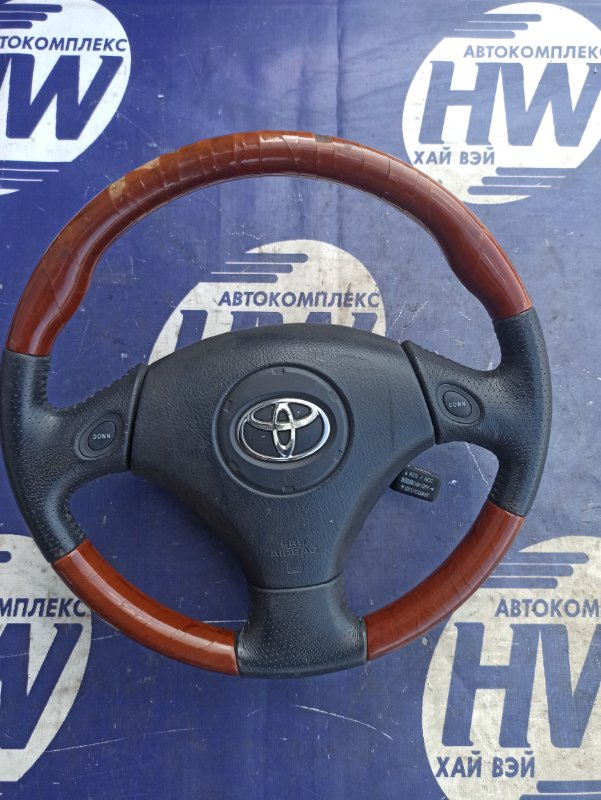 Руль Toyota Aristo JZS160 2JZ (б/у)