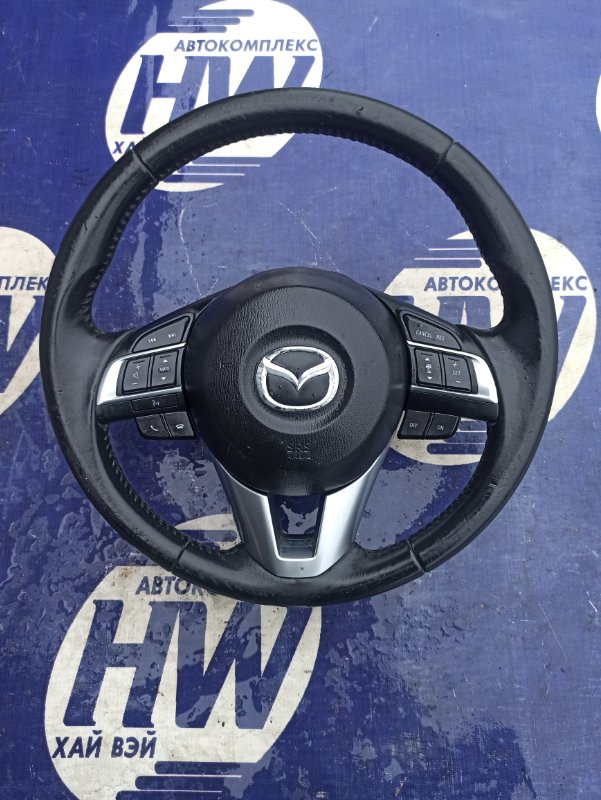 Руль Mazda Cx-5 KE2FW SH (б/у)