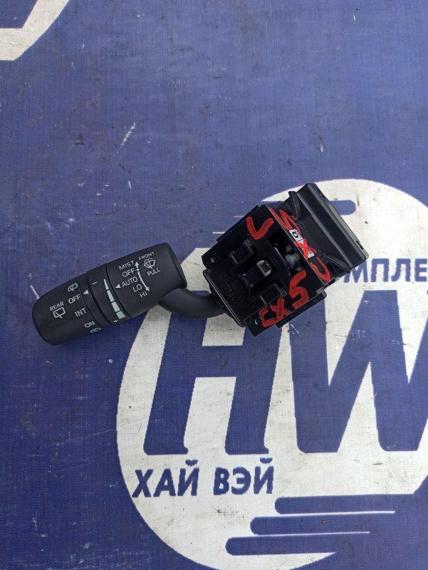 Гитара Mazda Cx-5 KE2FW SH левая (б/у)