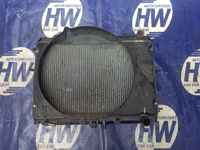 Радиатор Mazda Bongo SK82V F8 (б/у)